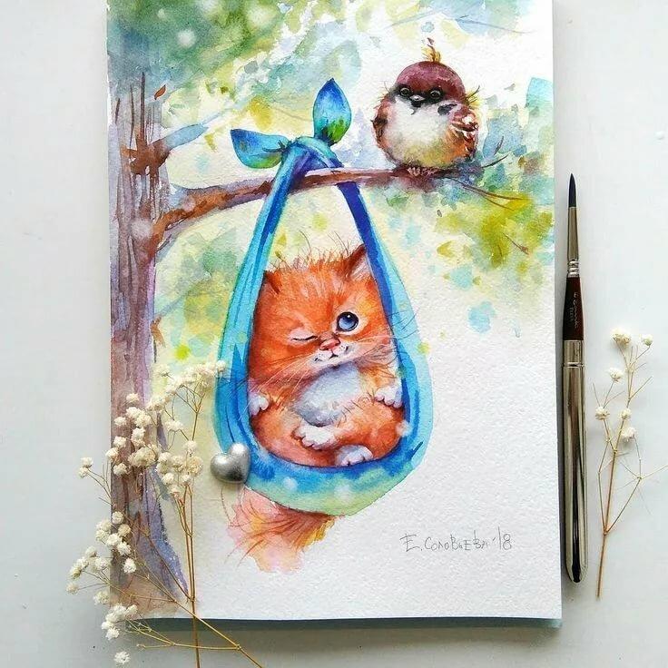 Картинки евгении соловьевой