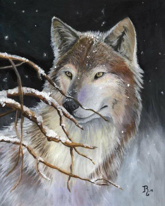картинки сверкающих волков этот период