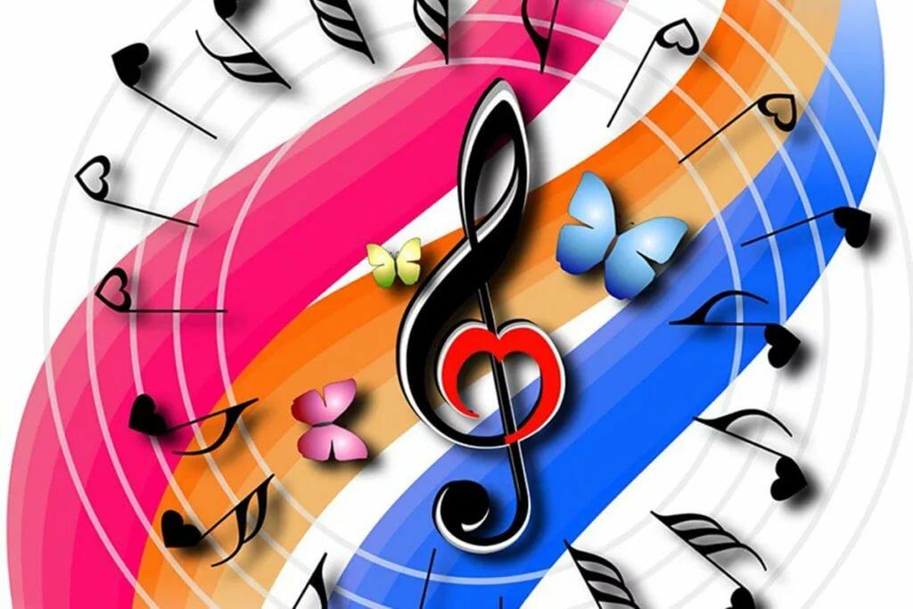 Картинки музыкальной тематики для детей