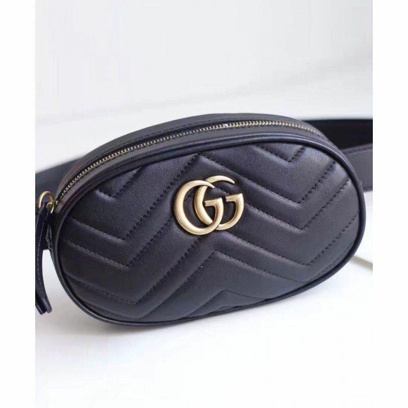 Поясная сумочка GG Marmont в Ленинске-Кузнецком