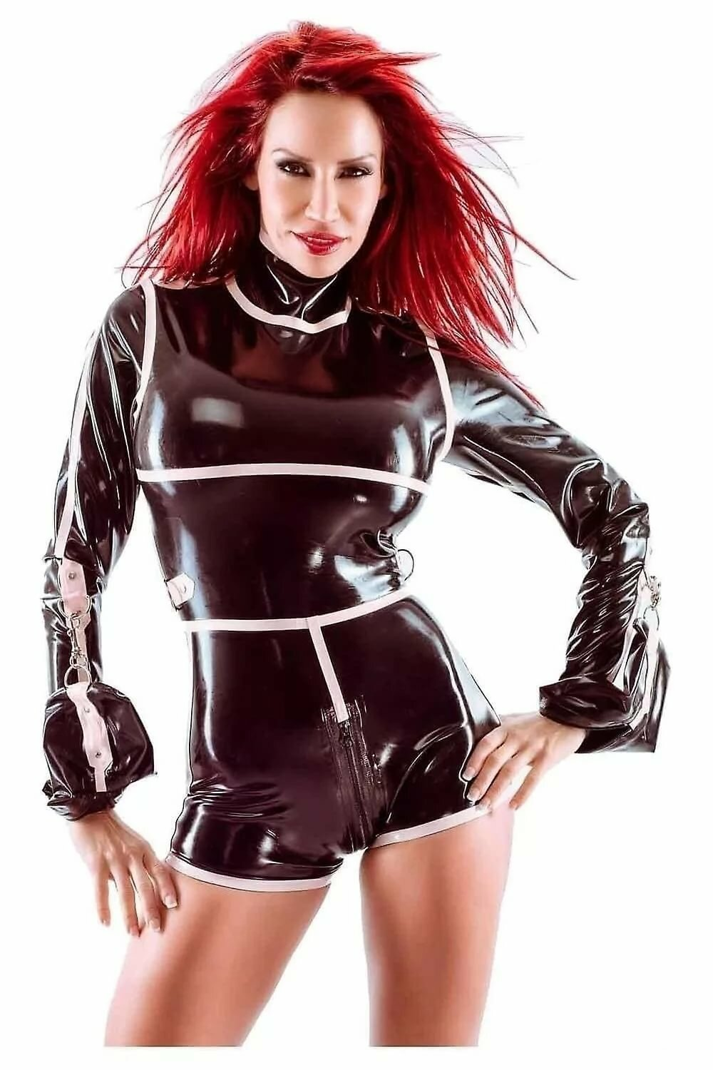 How i became a latex clothing designer
