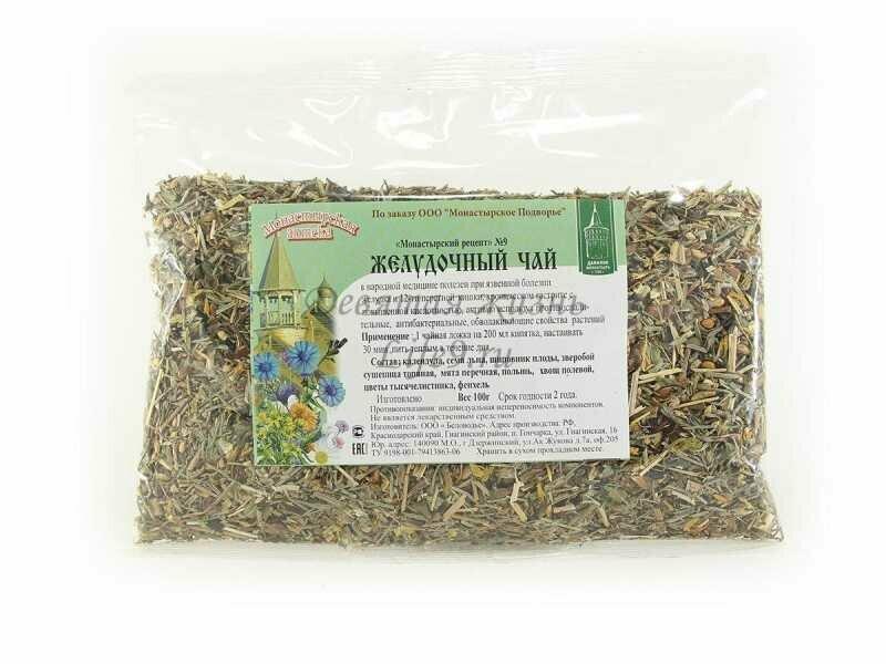 Монастырский чай от остеохондроза в Грозном