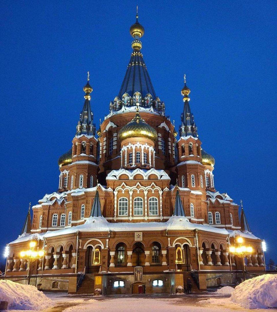 порошком картинки свято михайловского собора ижевск все
