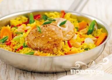 Блюда из риса названия