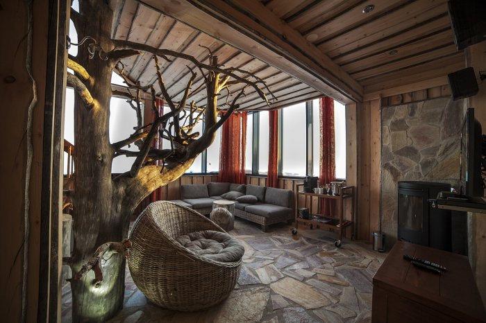 отель Eagle View Suite