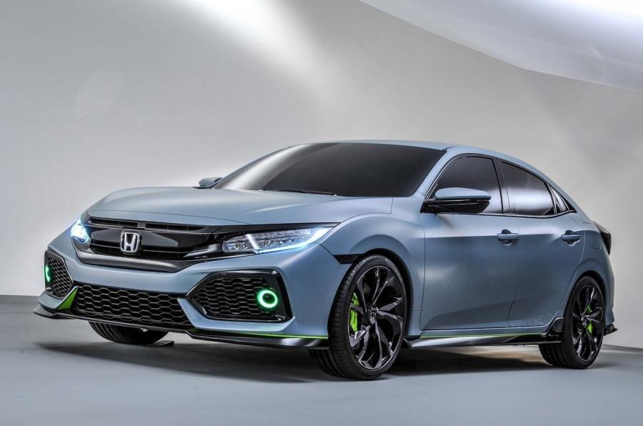 10 поколение  Хонда Civic, 2017