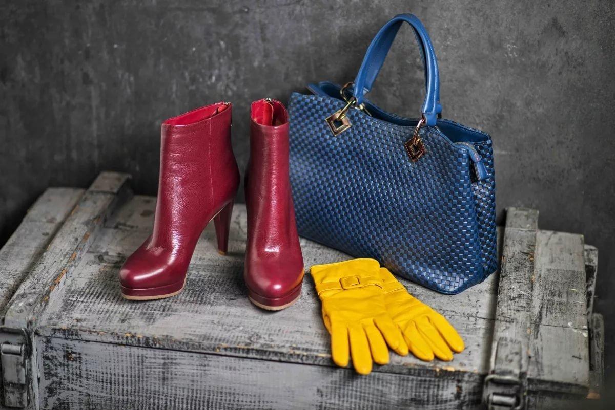 можно красивые картинки обуви и сумок ведь