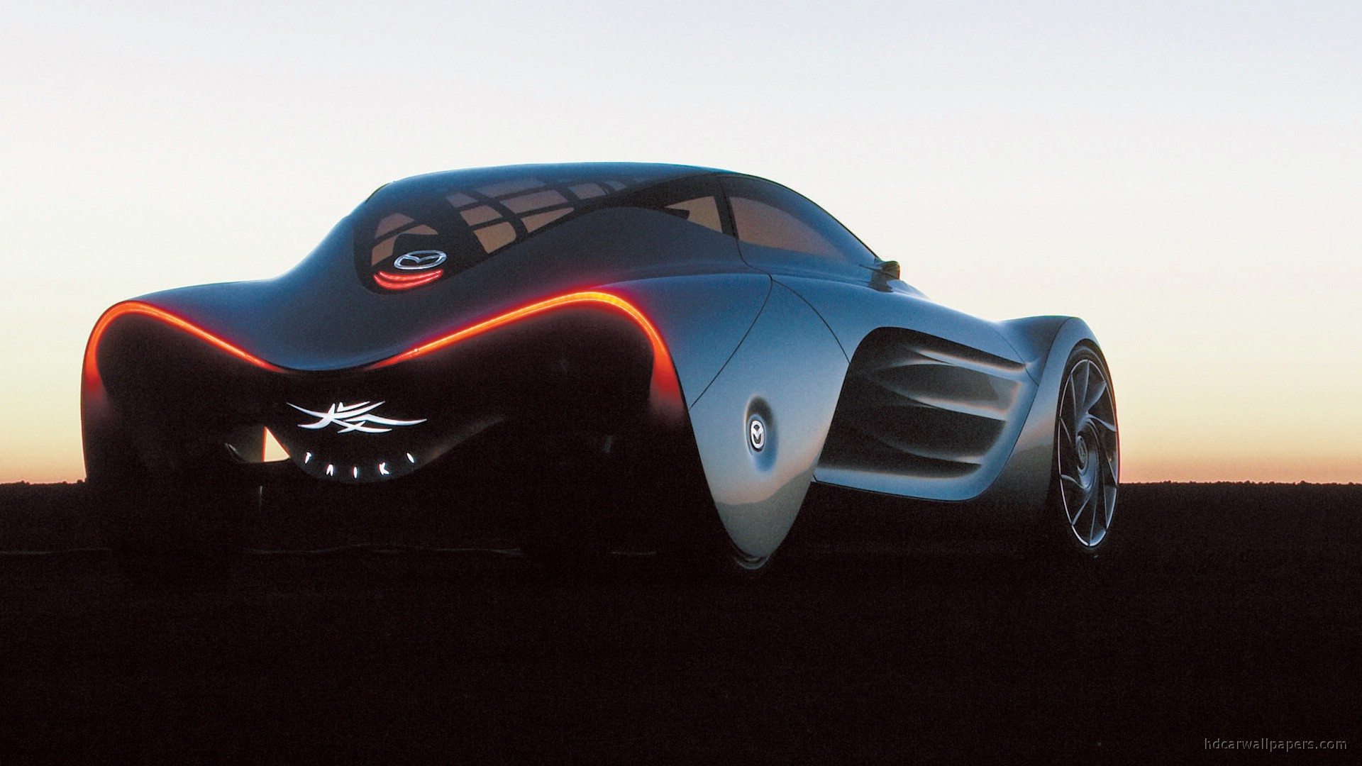 Hd Wallpapers 1080p Mazda Taiki Concept Hd 1080p Wallpaper Hd