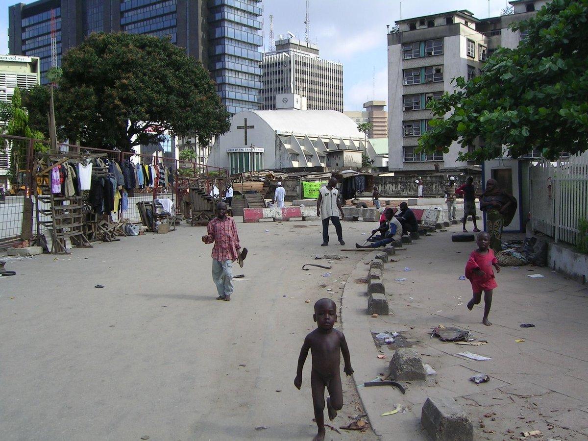 может быть фотографии лагоса в нигерии составили список наиболее