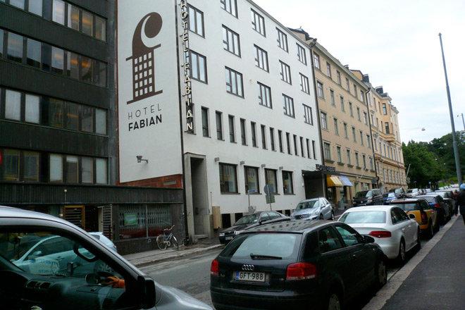 Лучший отель для семейного отдыха в Финляндии Fabian Hotel в Хельсинки