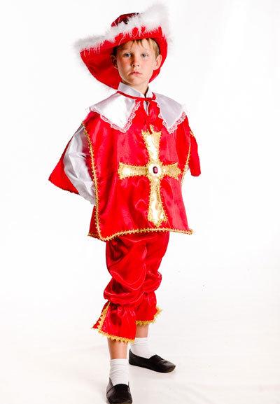 Костюм мушкетера для мальчика