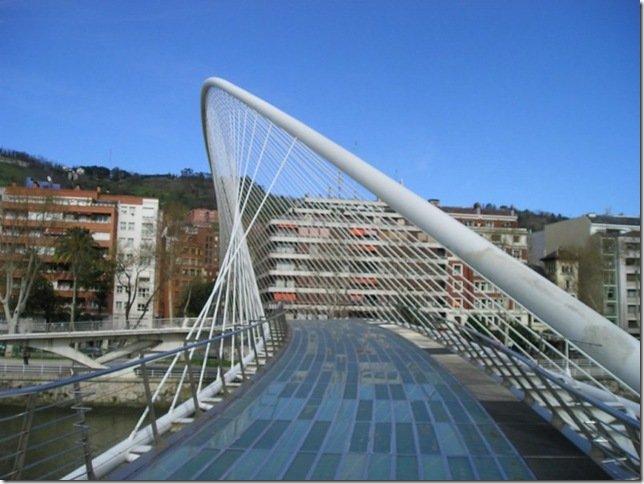 Субисури — испанский Белый Мост в Бильбао