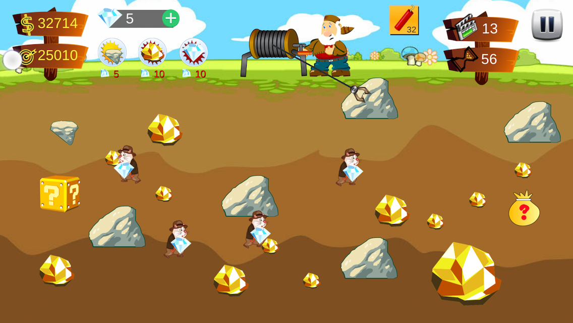 gold mining games - 1100×620