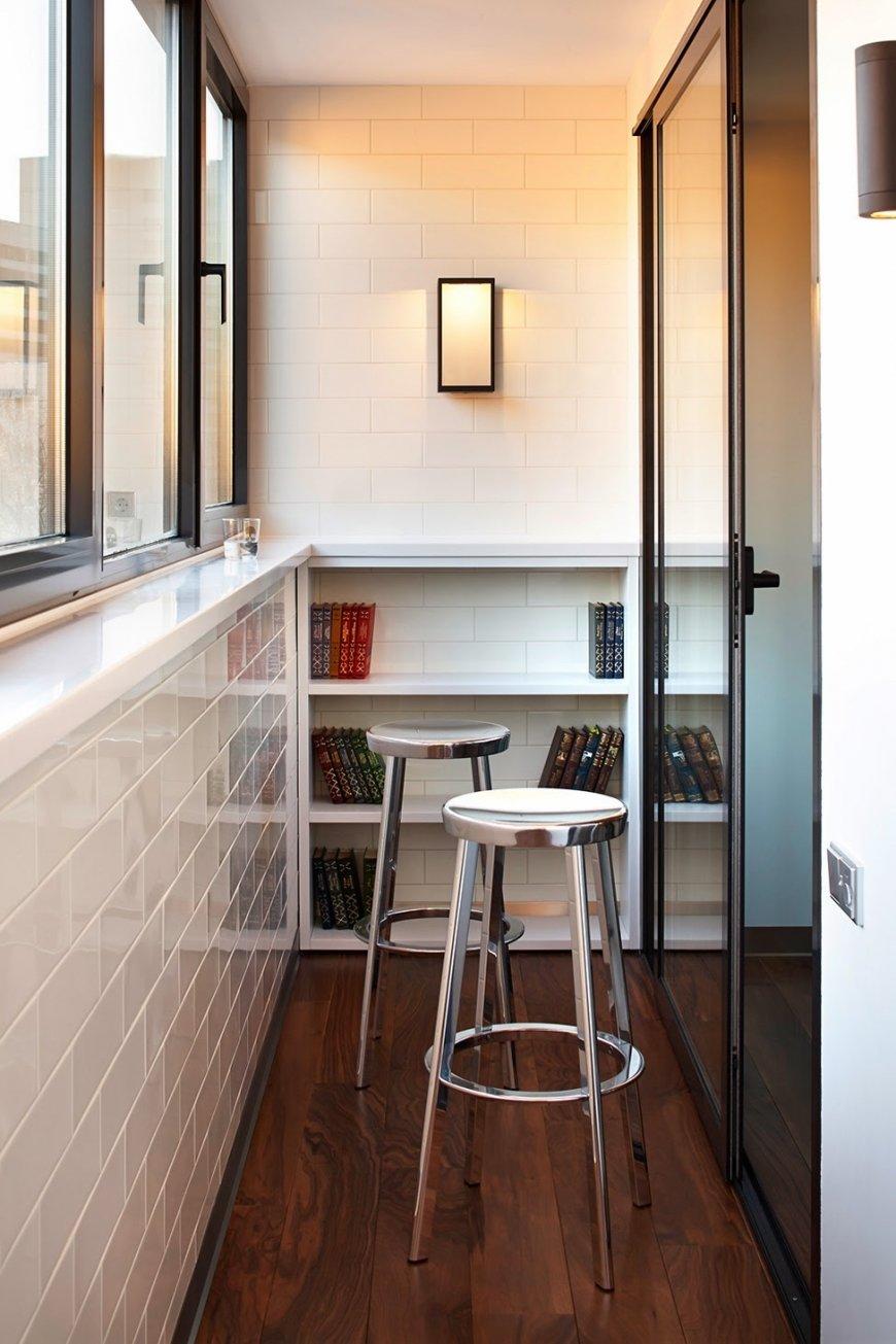 Оформление дизайна балконов и лоджий набирает все больше поп.