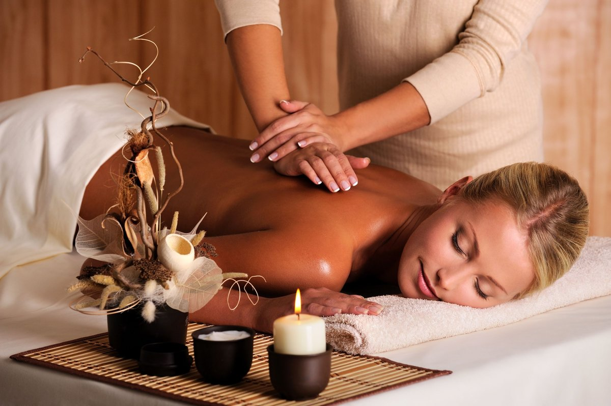 Процедуры знакомства массаж очищающие