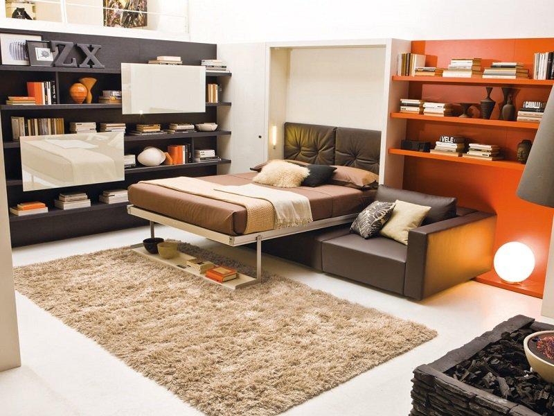 Мебель для спальни с чертежами 194