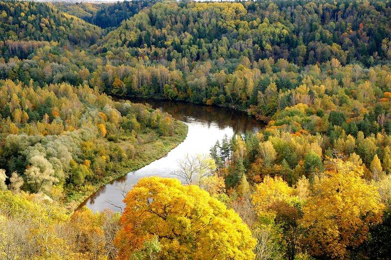 Места Латвии, которые необходимо посетить этой осенью   YOUNG.LV