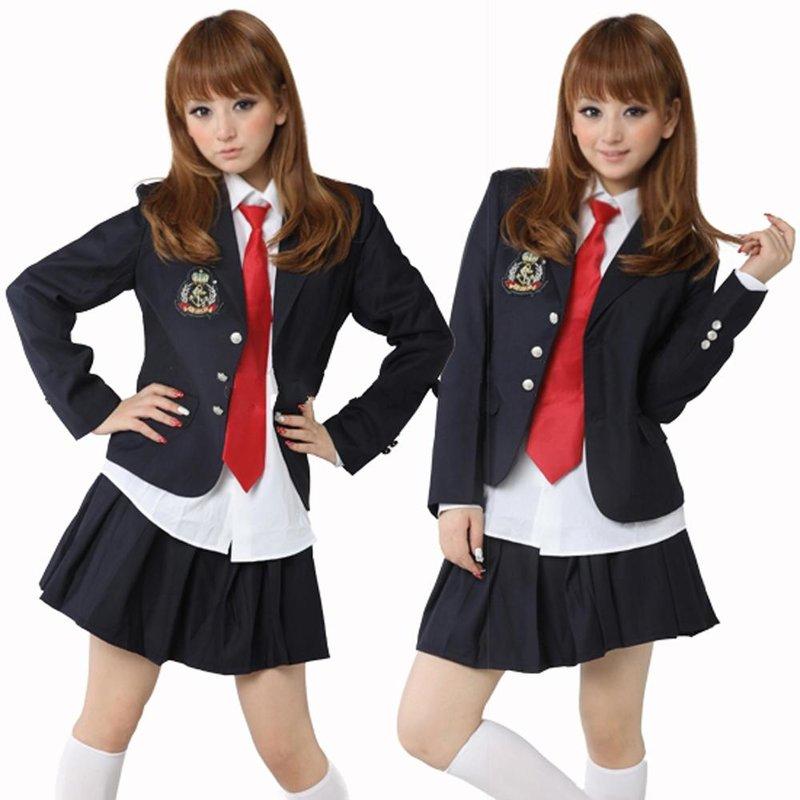 Корейские школы следуют тенденциям моды