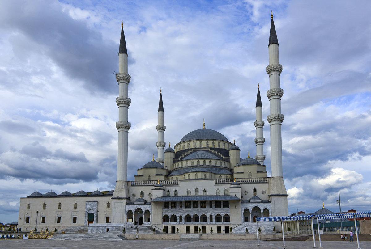 Первая мечеть картинки