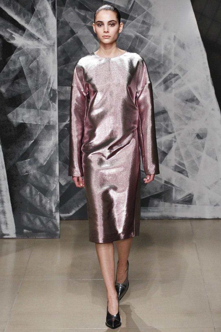 Платье мешкообразное