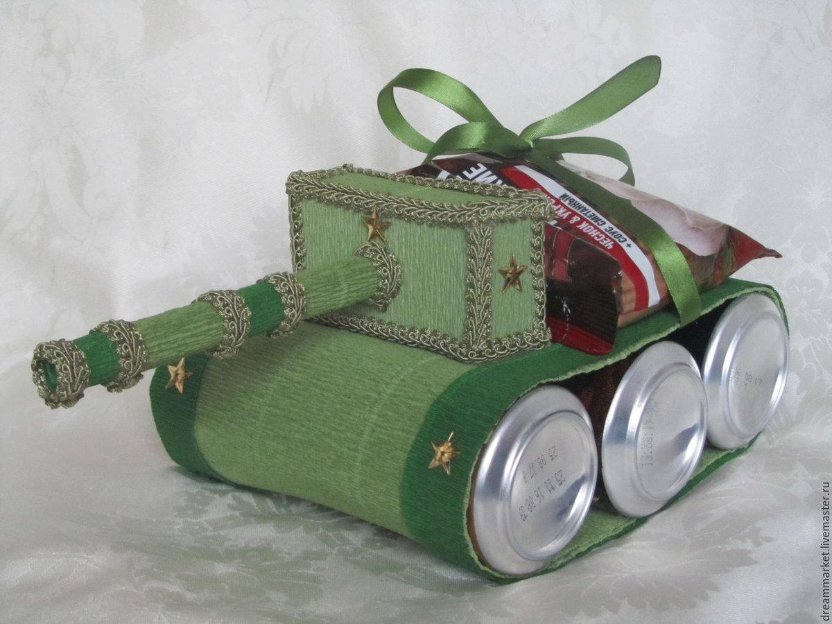 ❶Подарок на 23 февраля танк из пива|Сочинение день защитника|Новости | Gifts ideas | Pinterest | Valentine gifts, Manualidades and Towel cakes||}