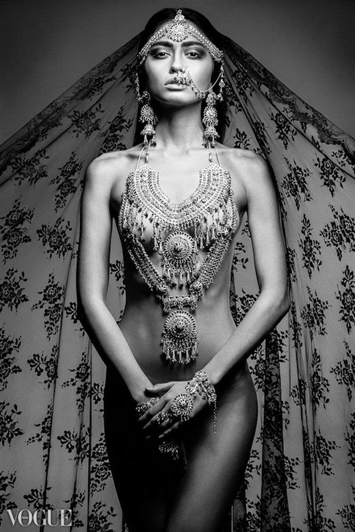 Erotic indian art nude — img 3