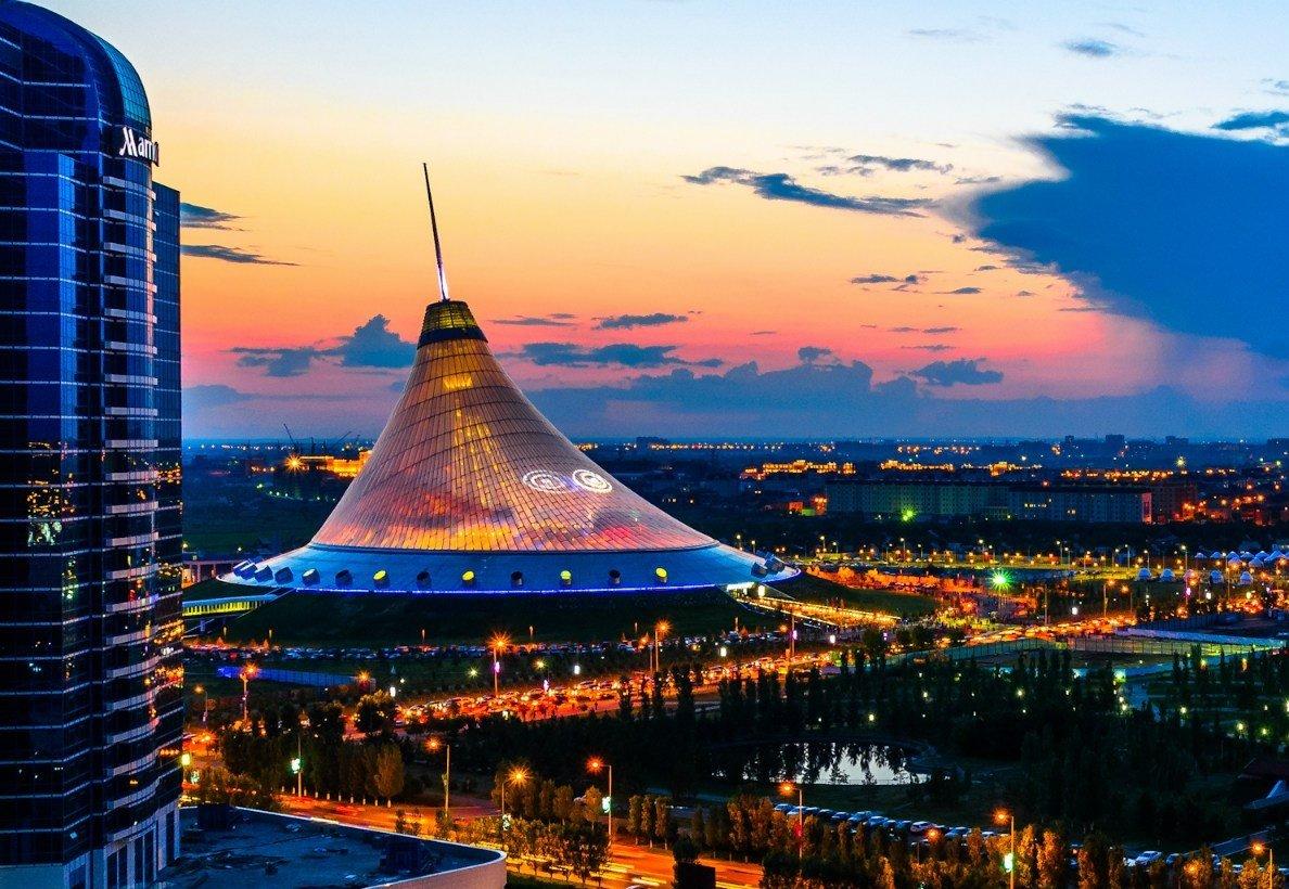 Николаевка, картинки из казахстана