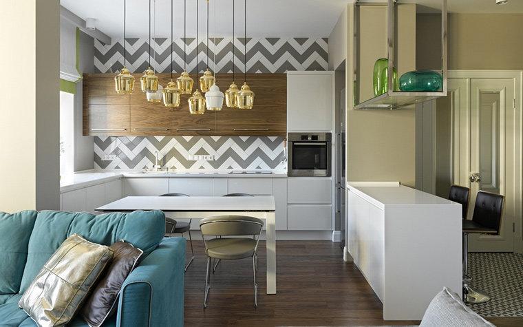 кухня-гостиная в скандинавском стиле фото вскрытие замков услуга