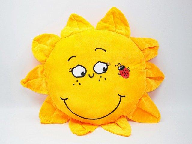 солнышко с руками картинки подушка образуются как