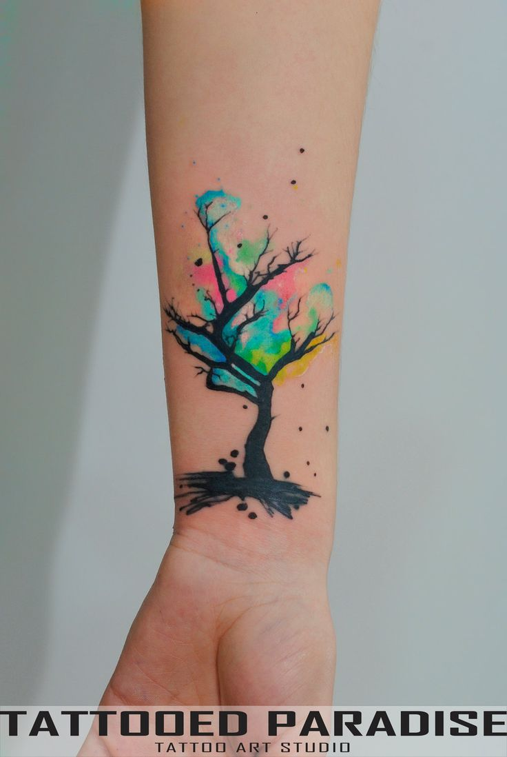 Best 25 Color Tattoos Ideas On Pinterest Colorful Tattoos