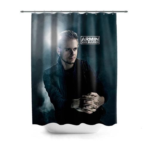 Штора для ванной Armin Van Buuren