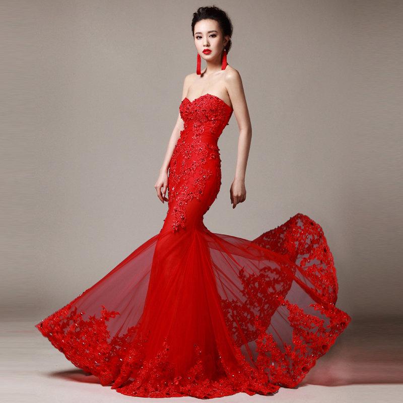 Kiểu váy đuôi cá hợp với dáng người nào nhất?