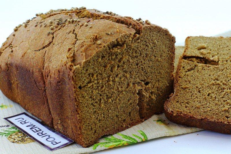 Хлеб бородинский рецепт в домашних условиях 578