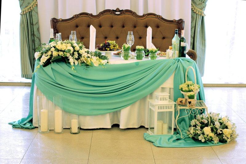 Тиффани оформление свадьбы фото