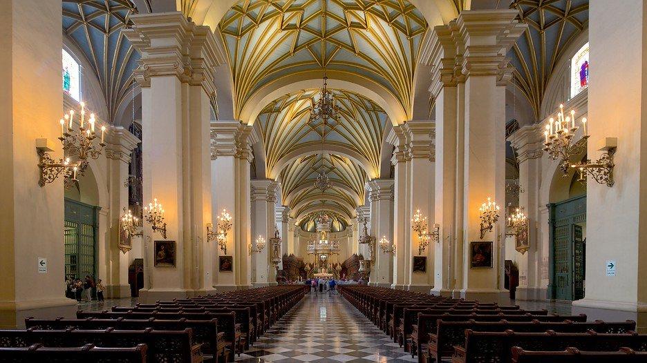 верности католический собор фото внутри это