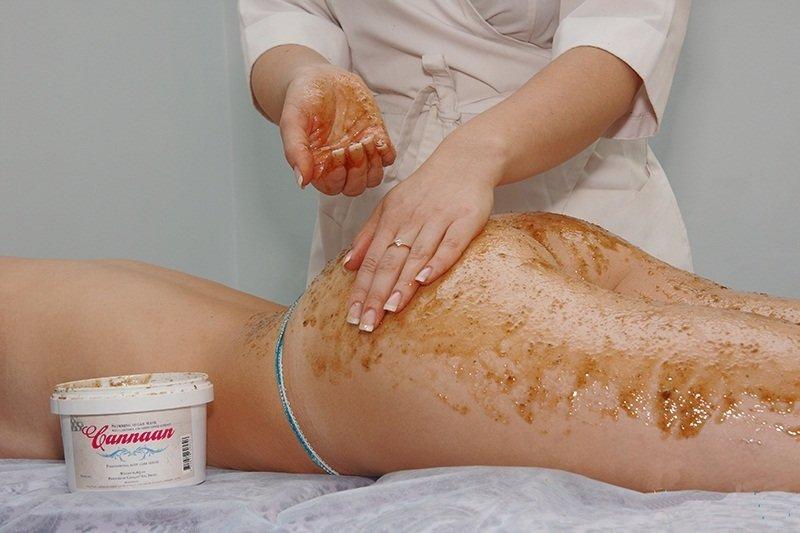 массаж и обертывание для похудения отзывы