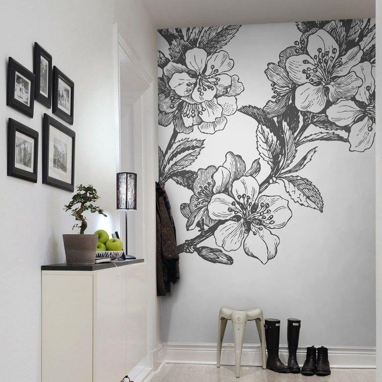 рисунок на стену фото