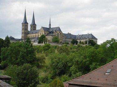 аббатство святого михаила бамберг