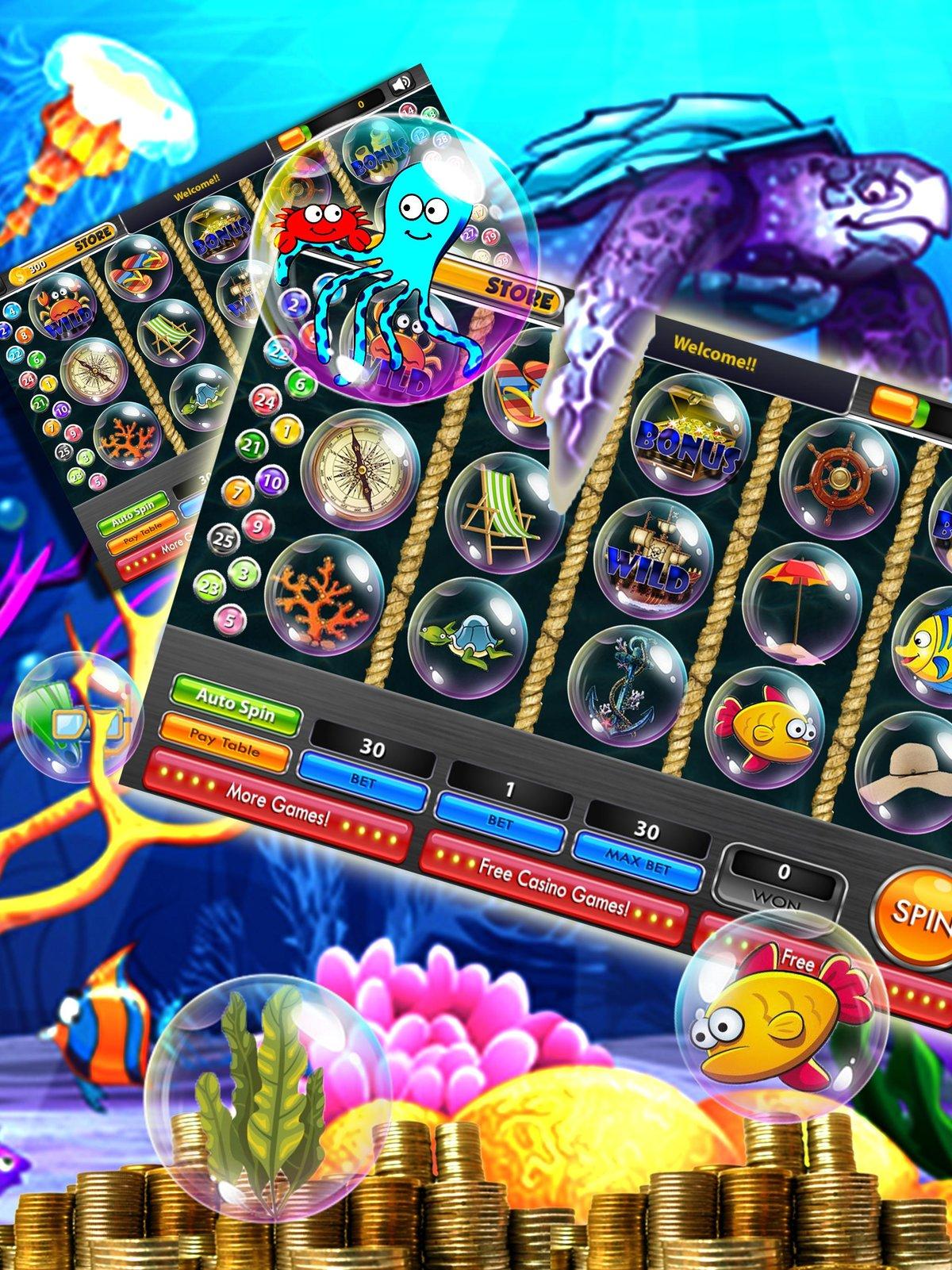 Игровой автомат рыбная фортуна