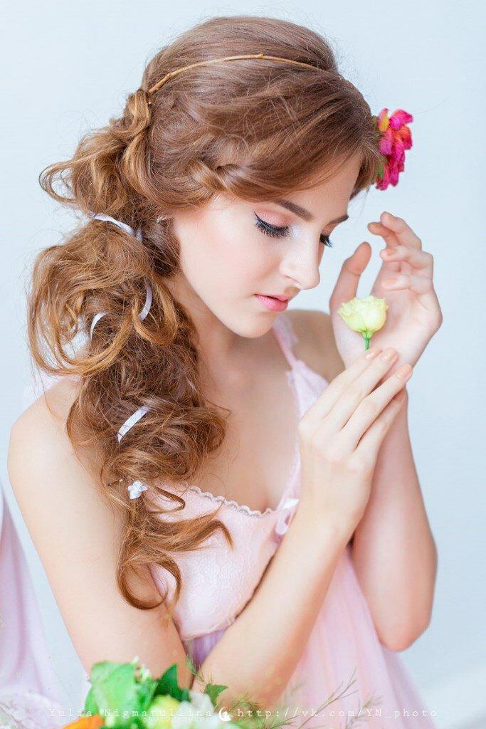Свадебный макияж - Студия красоты Бьютибар Уфа