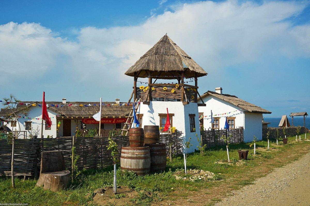 Лучшие курортные станицы Краснодарского края