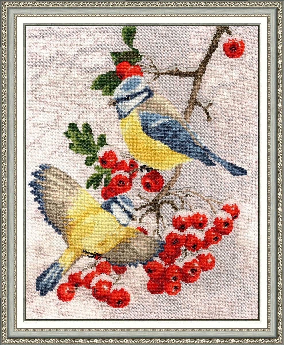 14-летием, панна открытка снегири