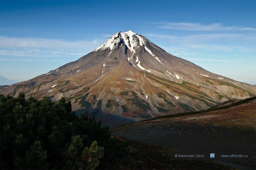 фотографии вилючинского вулкана на камчатке результате получается жидкость
