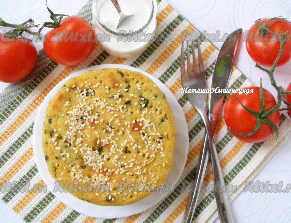 Сырные сконы  кулинарный рецепт