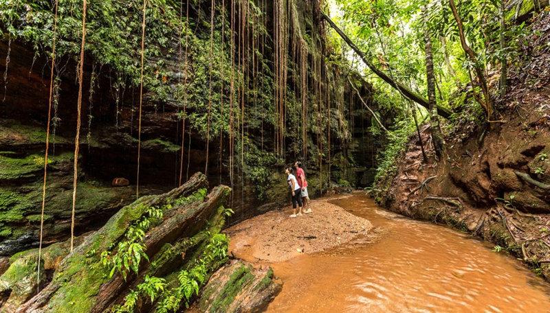 Национальный парк Жалапао