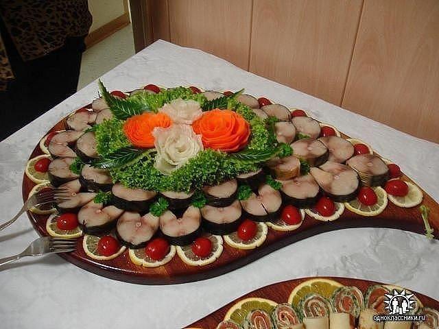 праздничные блюда горячие рецепты с фото