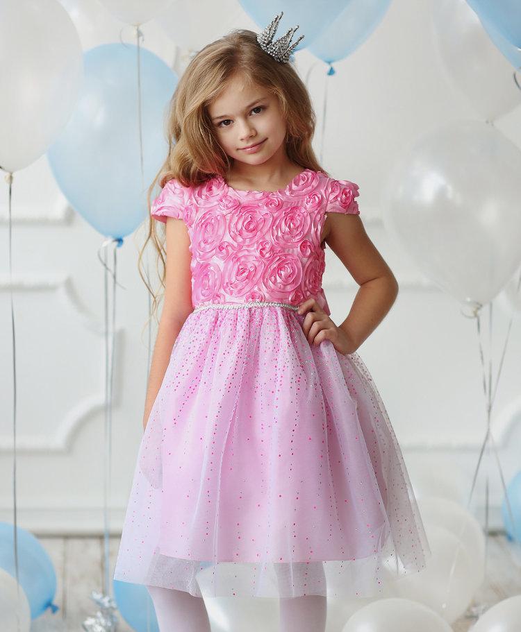 купить нарядное платье для девочки