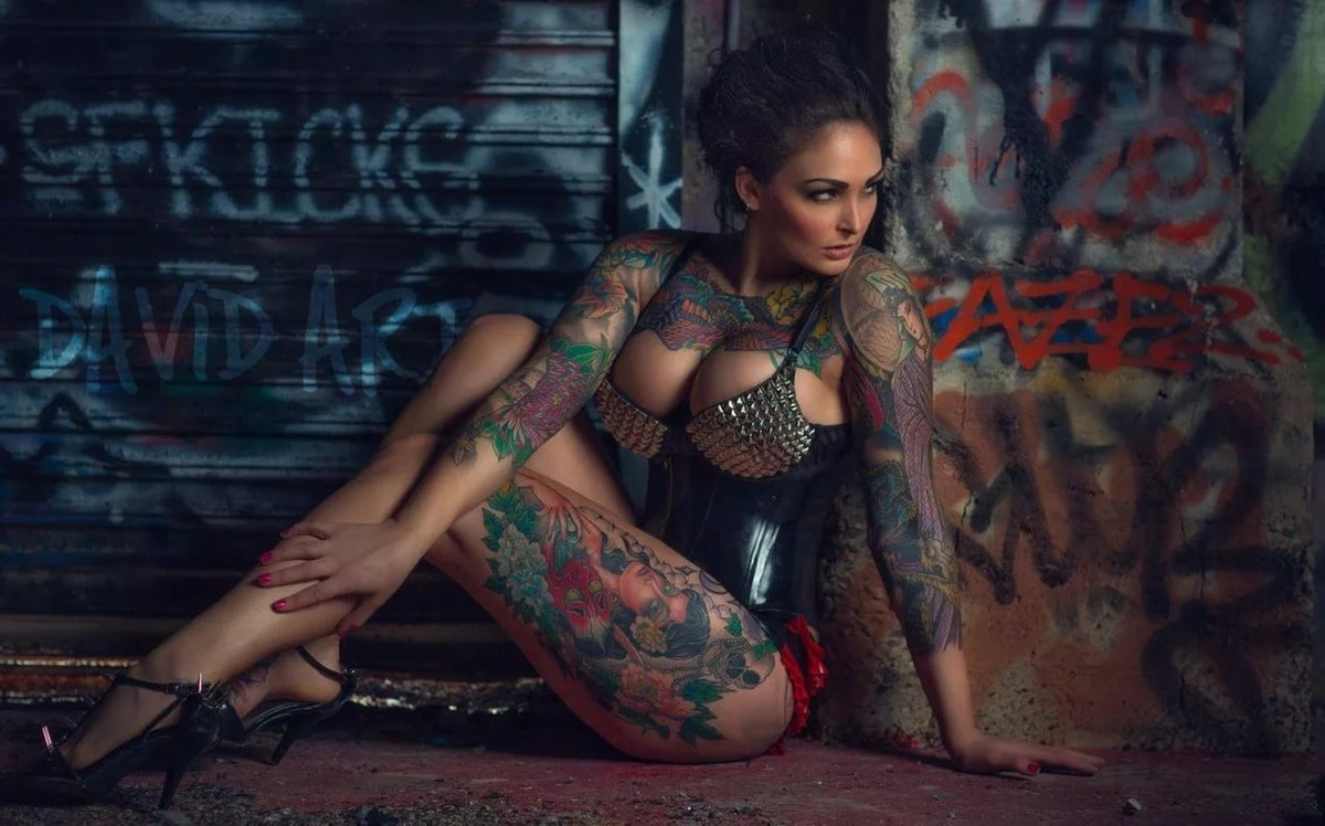 Finnigan porno naked tattooed girls pictures homemade