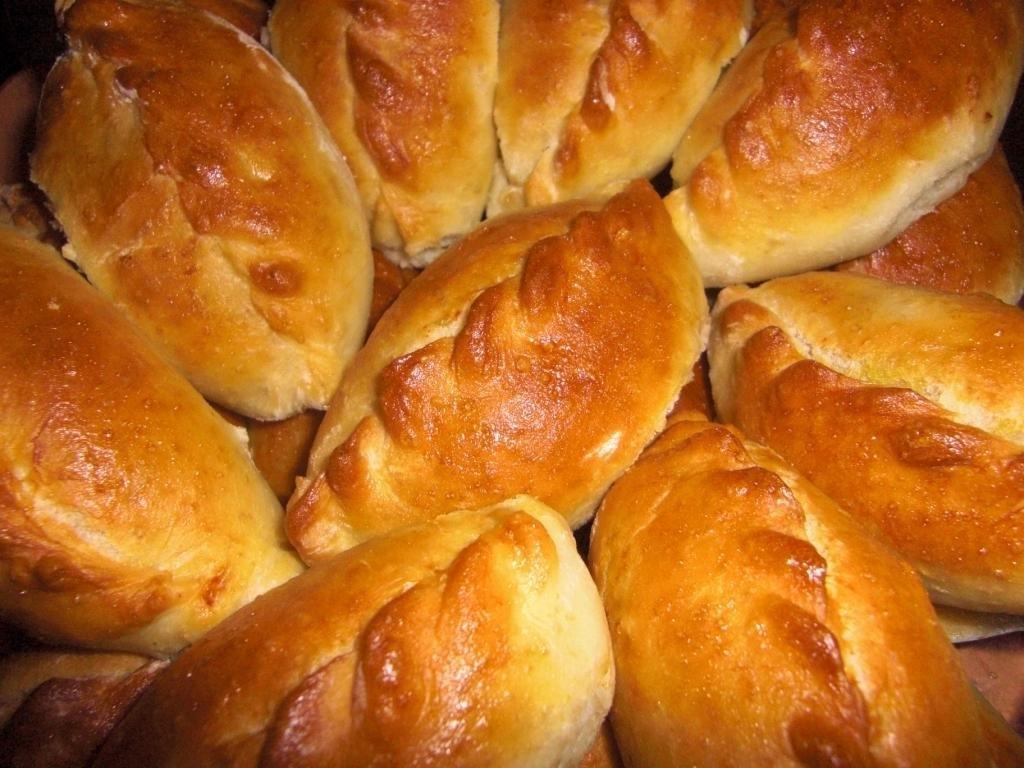 пироги с капустой рецепты из дрожжевого теста