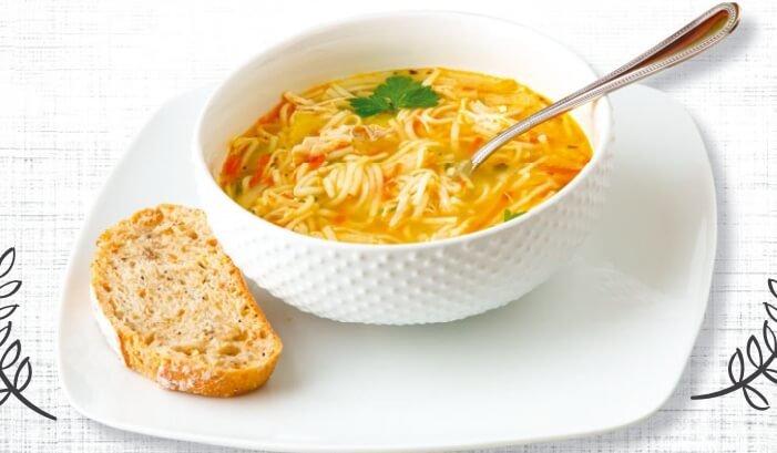 рецепт приготовления легкого куриного супа